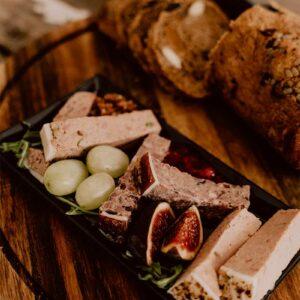 ontbijt aan huis - Patéplank - The Wild Butcher's - De BRKFSTCLUB