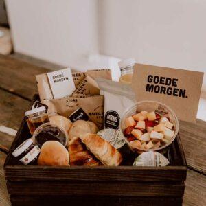 standaard ontbijt aan huis Antwerpen - De Breakfast Club