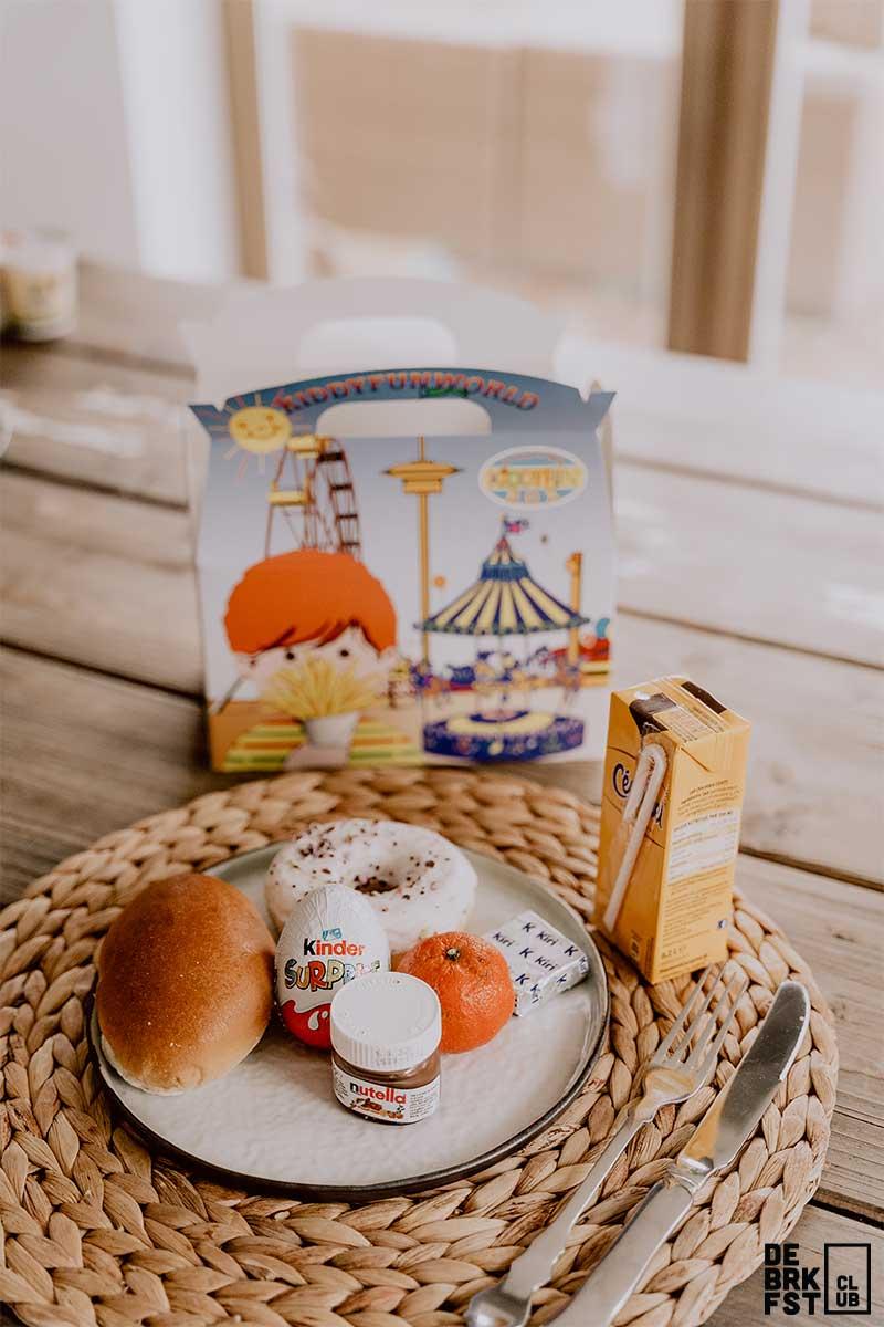 kinderontbijt aan huis - kinderbox - De BRKFST CLUB