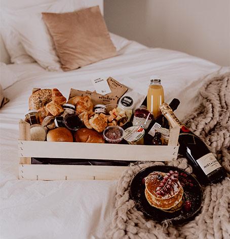 deluxe ontbijt aan huis - De BRKFSTCLUB