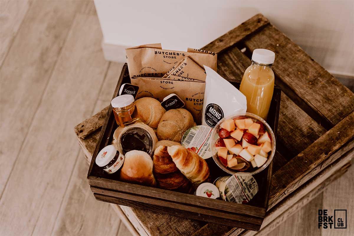 standaard ontbijt aan huis antwerpen - DE BRKFST CLUB