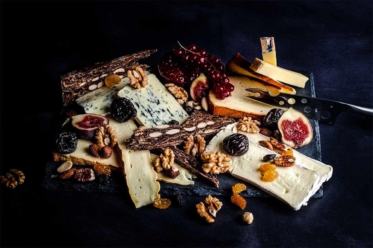 Dessert Kaasplank aan huis - DE BRKFST CLUB