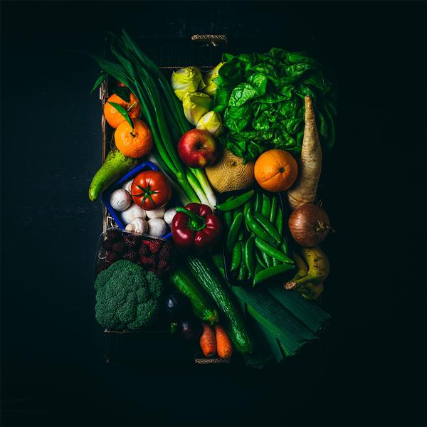 De Farmbox - Groenten en fruit aan huis - DE BRKFST CLUB
